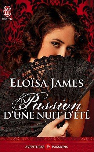 PASSION D'UNE NUIT D'ETE de Eloisa James 51hdyb10