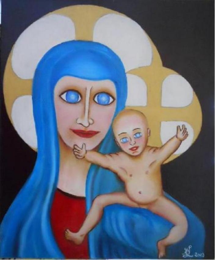 William Bouguereau et la Religion - Page 2 Vierge10