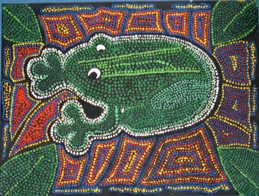 Art Aborigène 33094910
