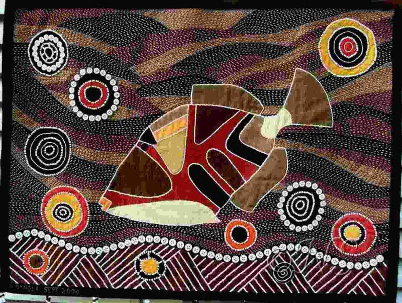 Art Aborigène Balist10