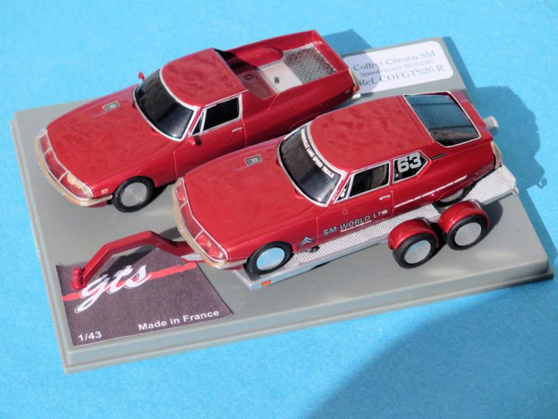 La Citroën SM la plus rapide du monde 1986 Sm_pic12