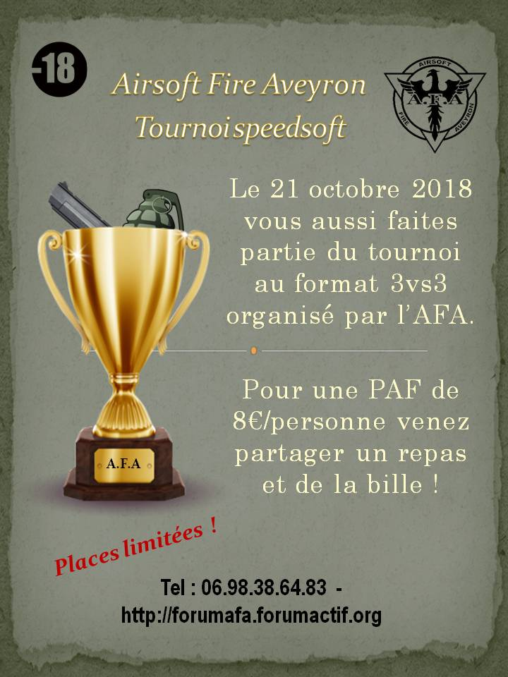 Airsoft Fire Aveyron - Portail Affich12