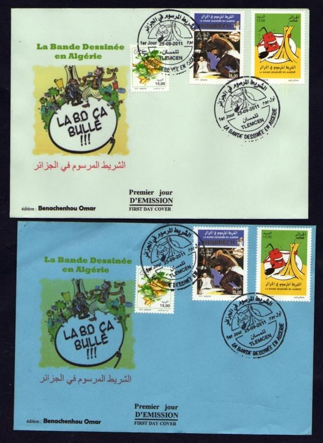La Bande Dessinée en Algérie  Img38310