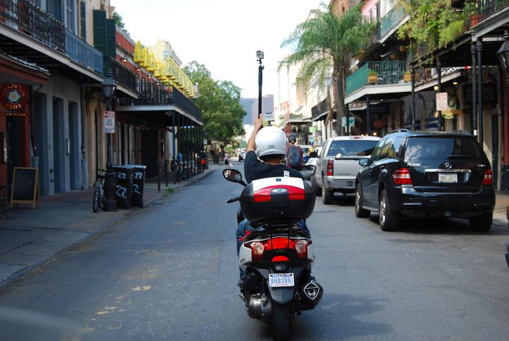 Pictures of Kymco Downtown and SHAD Motorcases 25283110