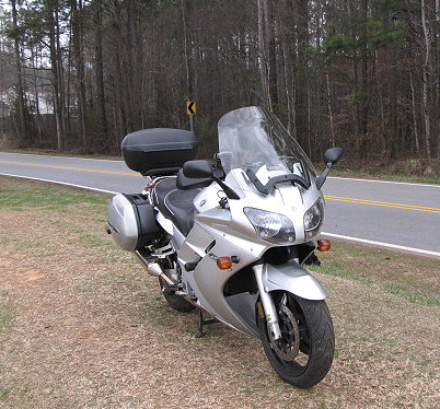 Pictures Yamaha FJR 1300 with Shad Cases _2_rig10