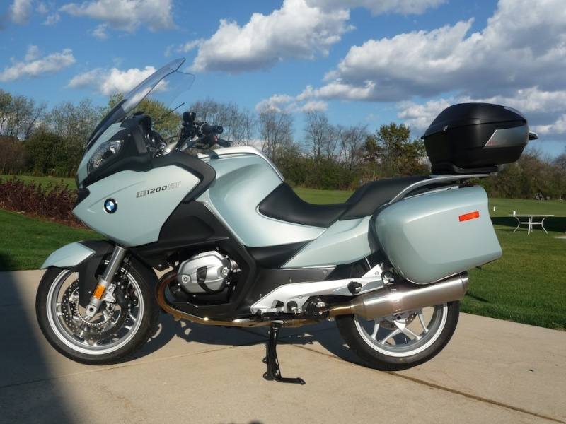 Pictures BMW R1200RT with Shad Cases Sh48110