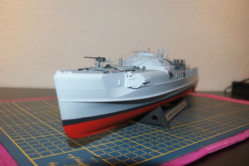 Schnellboot 'S-188' 8th flotilla Boulogne 1944 , S100 revell 1/72 Dsc01511