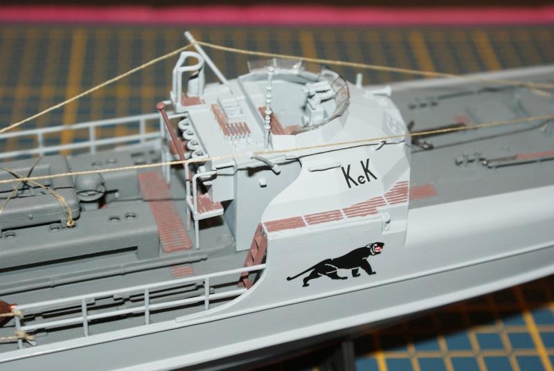 Schnellboot 'S-188' 8th flotilla Boulogne 1944 , S100 revell 1/72 Dsc01515