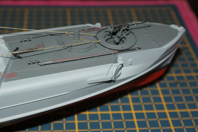 Schnellboot 'S-188' 8th flotilla Boulogne 1944 , S100 revell 1/72 Dsc01516