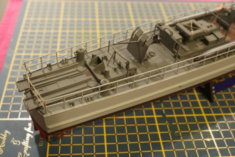 Schnellboot 'S-188' 8th flotilla Boulogne 1944 , S100 revell 1/72 Dsc01517