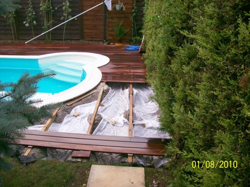 La terrasse, c'est long et pas simple ! enfin comme le reste Terras11