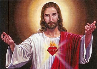 """Notre dévotion """"au Sacré coeur de Jésus"""" B405f010"""