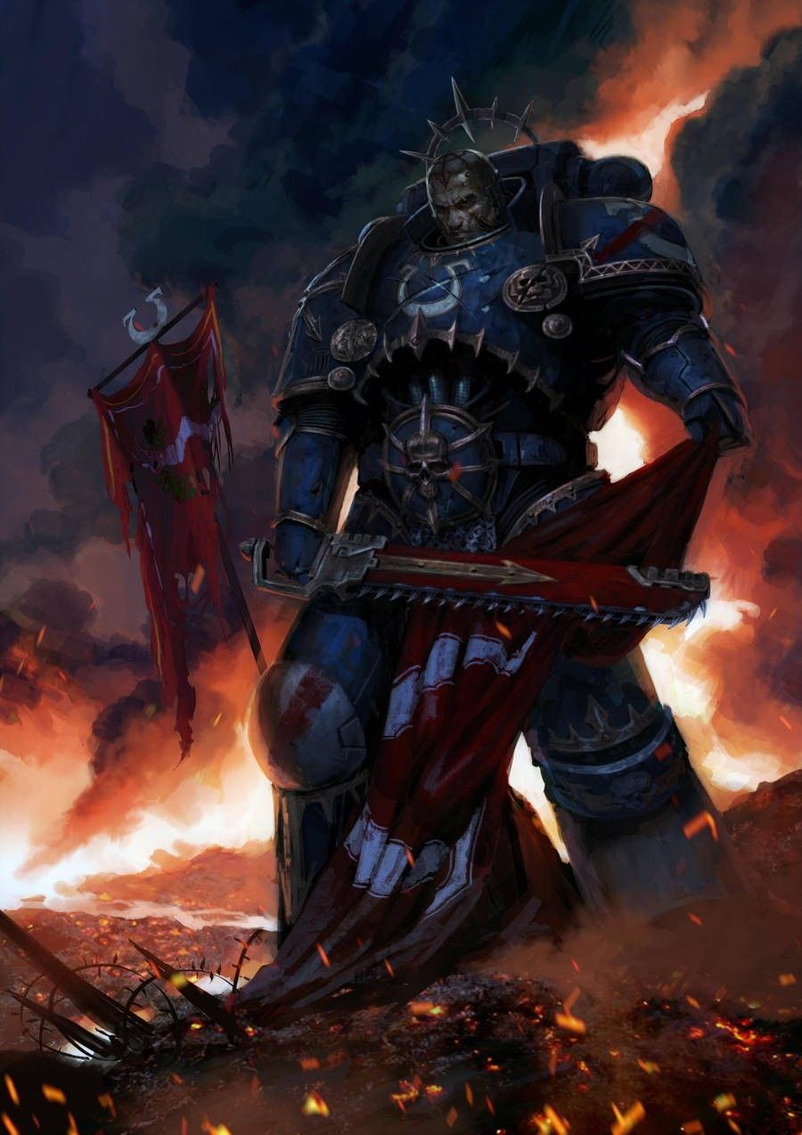 [W40K] Collection d'images : Space Marines du Chaos - Page 13 C7fab010