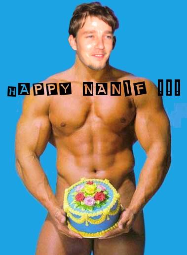 Happy Nanif Xaruty !!! Linoan10