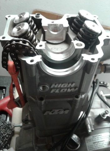 Révision complète de 2x KTM 640 adventure  69608211