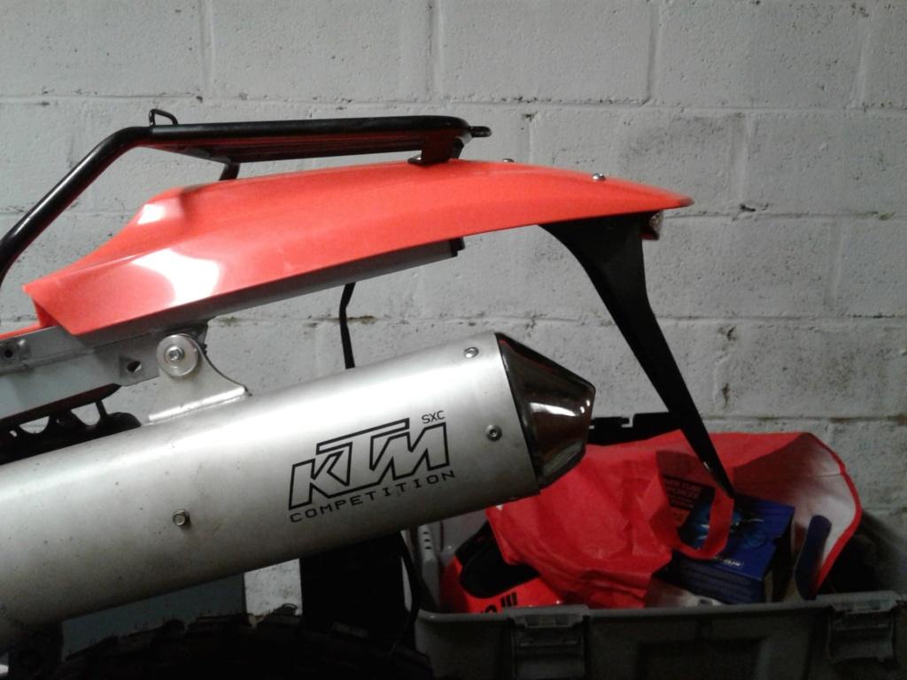 Révision complète de 2x KTM 640 adventure  70147510
