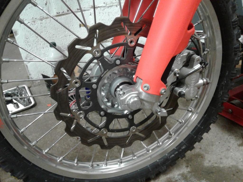 Révision complète de 2x KTM 640 adventure  70938910