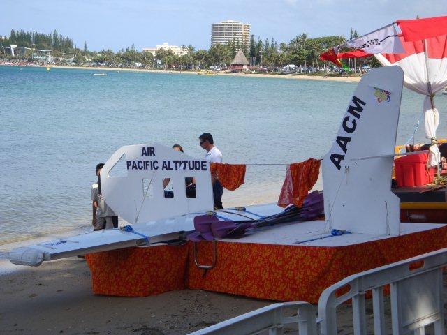 La Régate des Touques - Nouméa 2011 Dsc06033