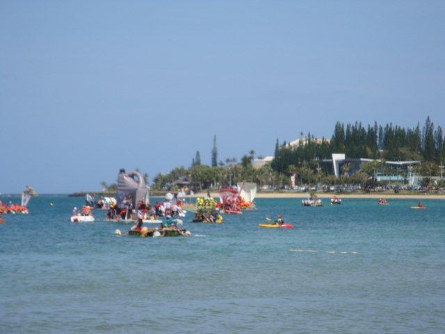 La Régate des Touques - Nouméa 2011 Dsc06115