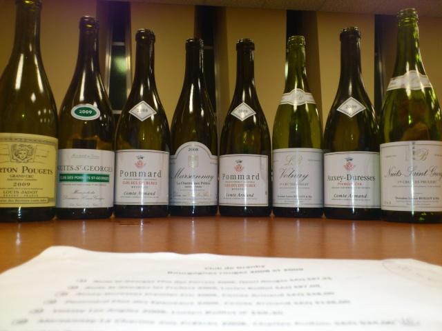 Club de Granby: Bourgogne 2009 et pirates! Dsc_0814