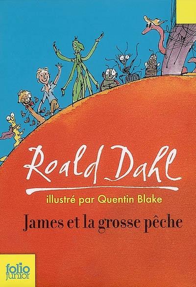 [Dahl, Roald] James et la grosse pêche 97820710