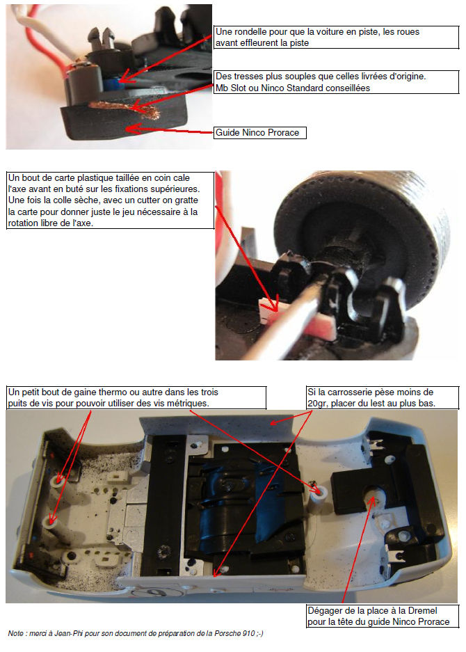 Guide de préparation de votre MRRC Classic Prepar11