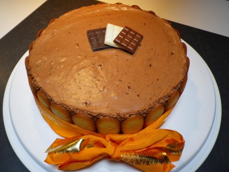 Mousse bavarois avec du caramel - Page 2 Imgp0210