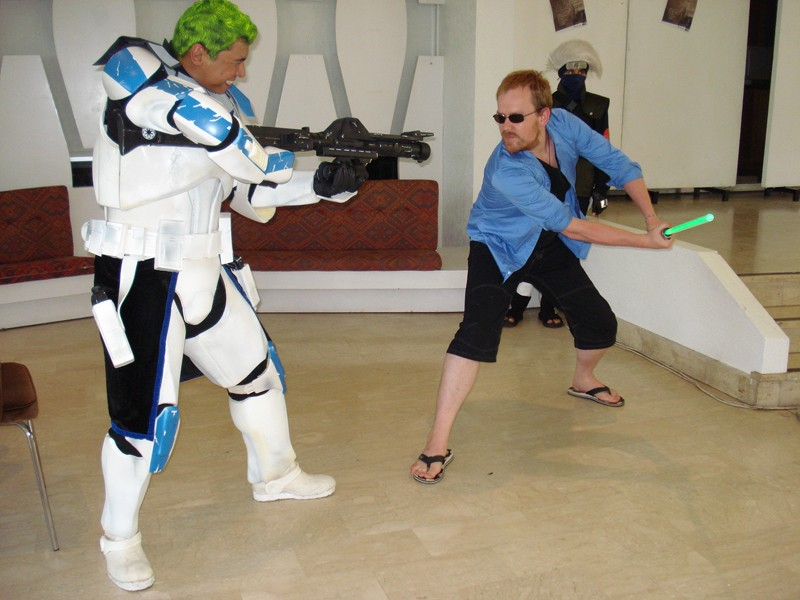Clone Trooper : Captain Rex - Page 3 -00911