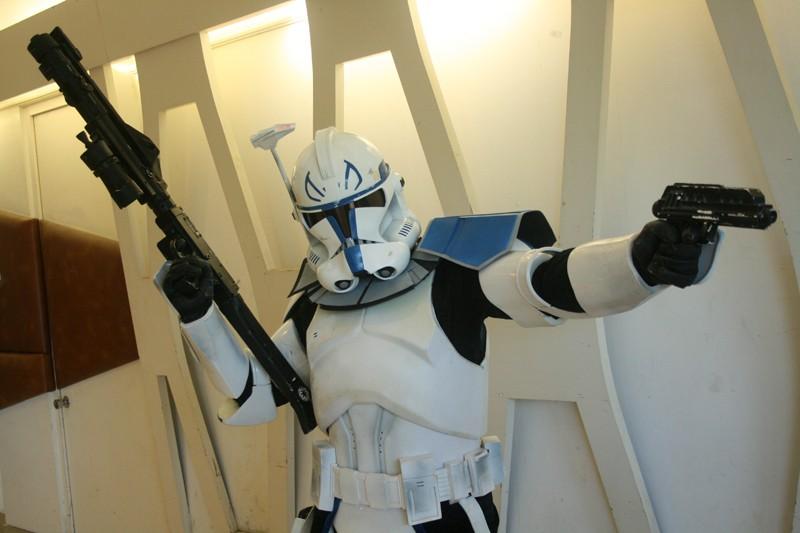 Clone Trooper : Captain Rex - Page 3 -04610