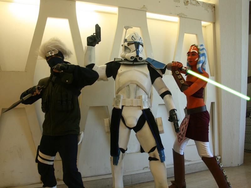 Clone Trooper : Captain Rex - Page 3 -07510