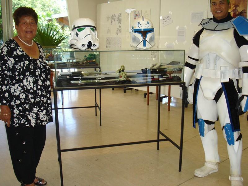 Clone Trooper : Captain Rex - Page 3 -08910