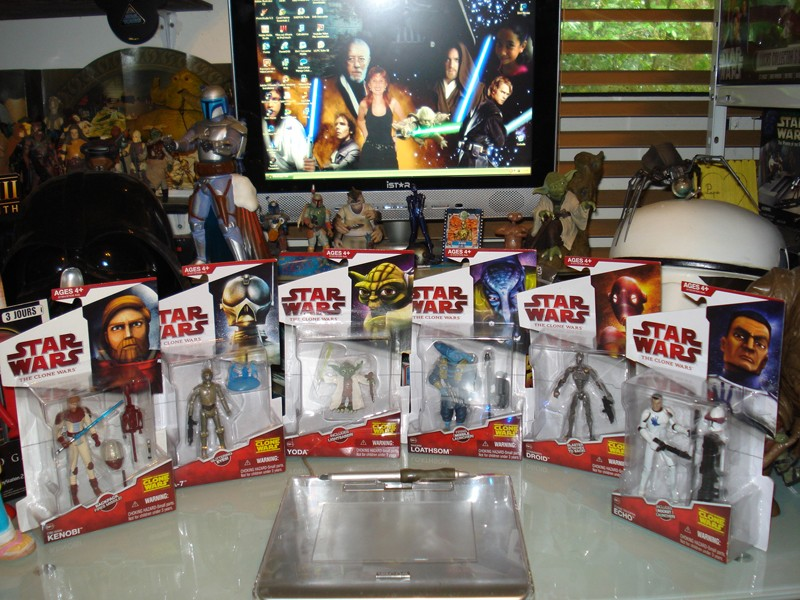 "Ma collection de la série ""Clone Wars"" 00915"