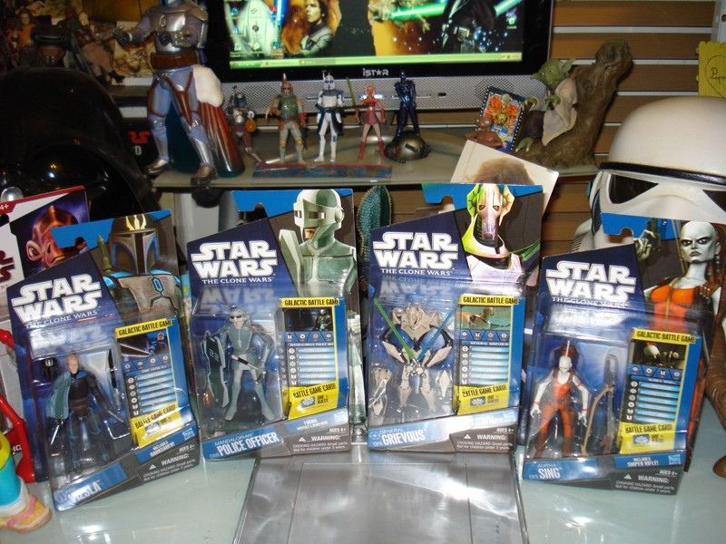 "Ma collection de la série ""Clone Wars"" 01813"