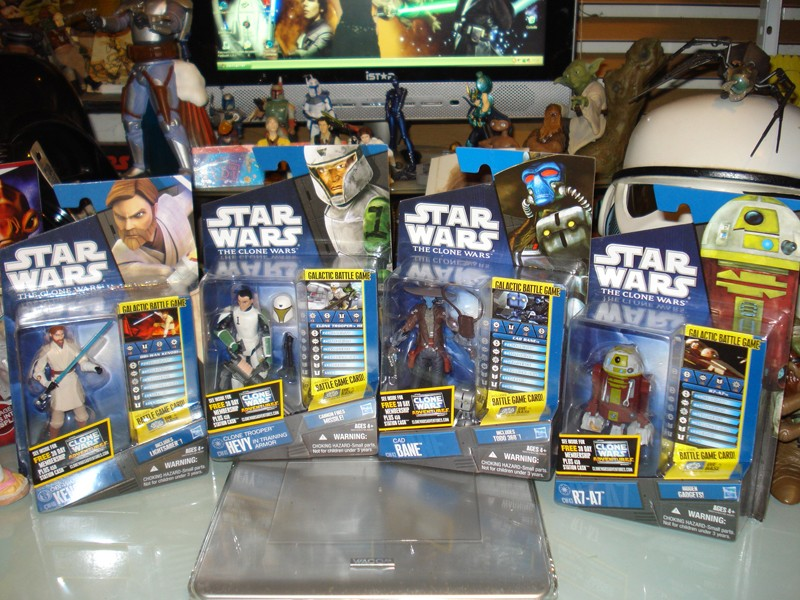 "Ma collection de la série ""Clone Wars"" 02415"