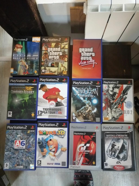 [VDS/ECH] séparation de quelques titres PS2/PS3/PSP/Master System/Megadrive/SNES/SFC/DS 12238710