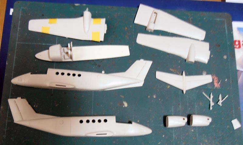 Beech King Air Kingai14