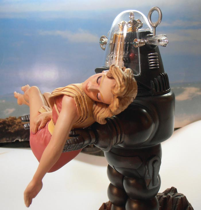 Robby the Robot from 'Forbidden Planet' Ready910