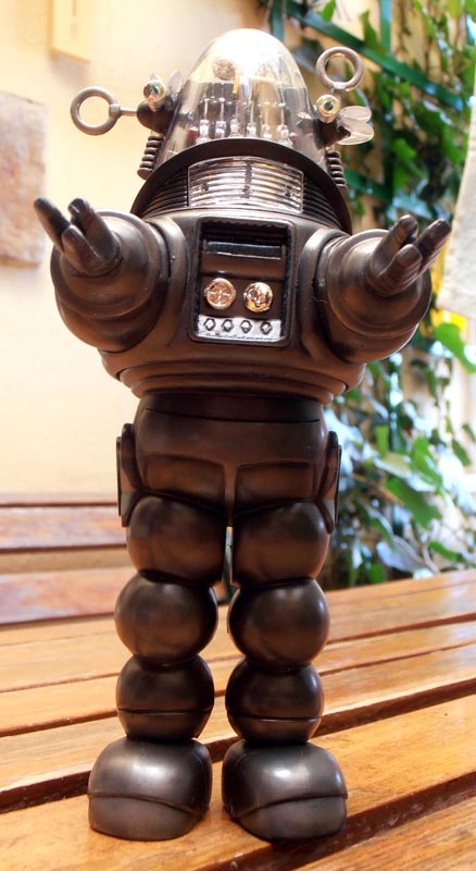 Robby the Robot from 'Forbidden Planet' Robby410