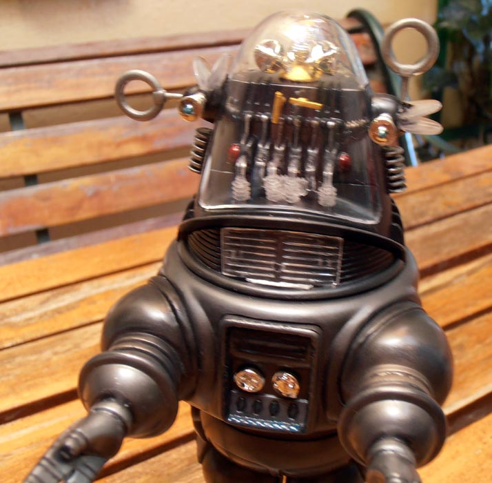 Robby the Robot from 'Forbidden Planet' Robby510