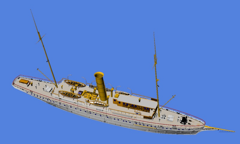 Gouvernementschiff Komet, 1911, Konstruktionsbericht  FERTIG - Seite 6 29_ren10