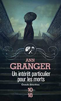 [Granger, Ann] Ben et Lizzie Ross - Tome 1 : Un intérêt particulier pour les morts. 41qvef10