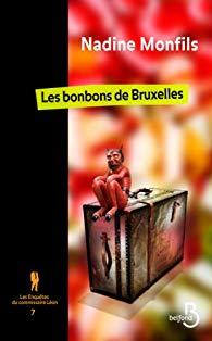 [Monfils, Nadine] Les enquêtes du commissaire Léon - Tome 7 : Les bonbons de Bruxelles 41wapo10
