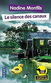 [Monfils, Nadine] Les enquêtes du commissaire Léon - Tome 4 : Le silence des canaux 51kasd10