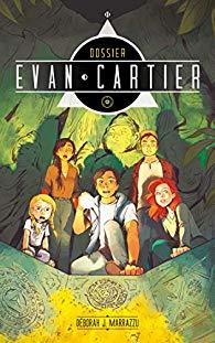 [Marrazzu, Déborah J.] Dossier Evan Cartier – Tome 2 :  Cité secrète 51r1gp10