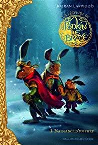 [Larwood, Kieran] La légende de Podkin Le Brave - Tome 1 : Naissance d'un chef 51rfwl10