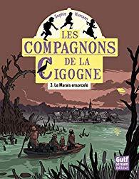 [Humann, Sophie] Les compagnons de la cigogne - Tome 3 : Le marais ensorcelé 51u2av10