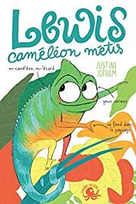 [Jotham, Justine] Lewis, caméléon métis 51ybvk10
