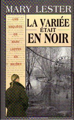 [Failler, Jean] Mary Lester - Tome 25 : La variée était en noir Bm_cvt11