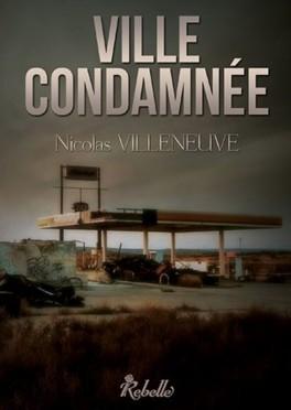 [Villeneuve, Nicolas] Ville condamnée Couv1210