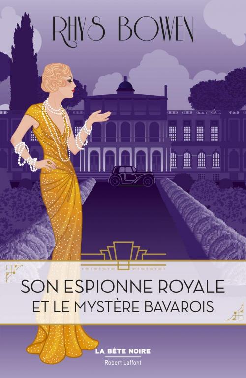 [Bowen, Rhys] Son Espionne royale - Tome 2 : Son espionne royale et le mystère bavarois Couv2010